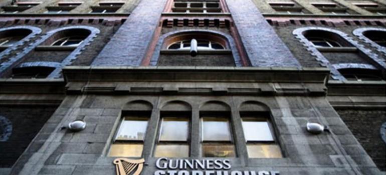 Stage a Dublino - 2AL, aprile 2012