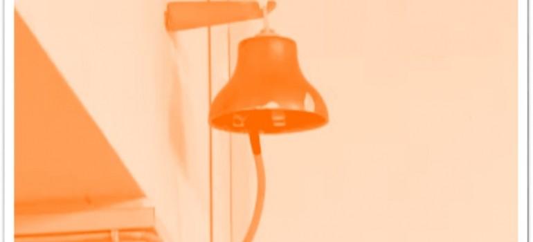 Tuttavia sento ancora nelle orecchie la campanella ogni tanto