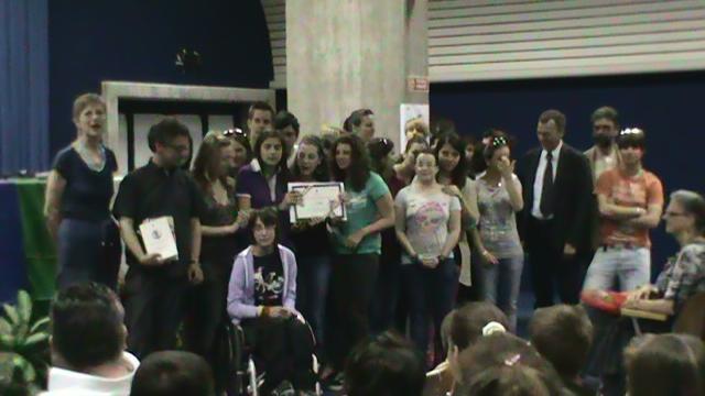 La classe 3DS vince il Premio Consiglio Comunale