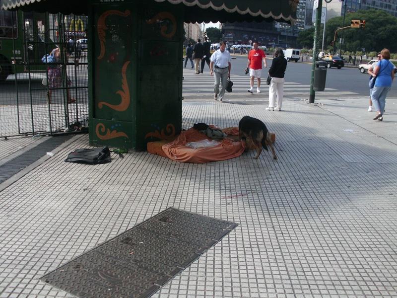 Pensieri sparsi a Buenos Aires